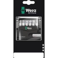Wera Bit-Check 12 Wood 2 SB 05136391001 Bit set 12-piece 1/4 (6.3 mm) incl. bit holder