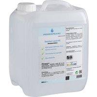 Powerpearl Desinfect Liquid HS 60241 Sanitizer Bactericide, Fungicide, Sporicide, Disinfectant, Levuricide 5 l