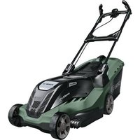 Bosch Home and Garden AdvancedRotak 670 Mains Lawn mower + scarifier, + cutting height adjustment 1800 W Cutting width 42 cm