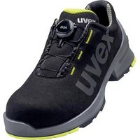 Uvex 6566 6566843 Safety shoes S2 Size: 43 Black 1 pc(s)