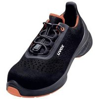 Uvex 6846 6846840 Safety shoes S1 Size: 40 Black 1 pc(s)