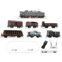 Roco 51323 z21 Digital set: Electric locomotive BR E 52 with goods train, DRG
