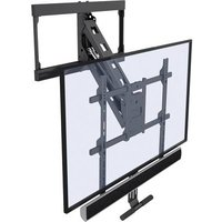 My Wall HP 55 L TV wall mount Height-adjustable, Rotatable, Tiltable, Swivelling