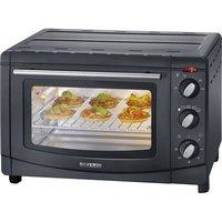 Severin 2069 Mini oven Grill function, Fan-assisted oven 20 l