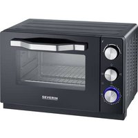 Severin 2070 Mini oven Grill function, with pizza maker function, Timer fuction 20 l