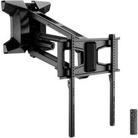 My Wall HP 60 L TV wall mount 94,0 cm (37) - 177,8 cm (70) Motorised, Rotatable, Swivelling, Height-adjustable