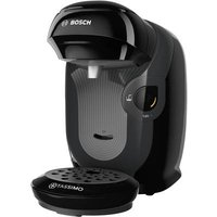 Bosch Haushalt Style TAS1102 Capsule coffee machine Black One Touch, Height adjustable nozzle
