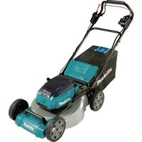 Makita Rechargeable battery Lawn mower 18 V Cutting width 460 mm