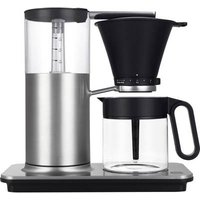 Wilfa CCM-1500S Coffee maker Silver Cup volume=10 Glass jug