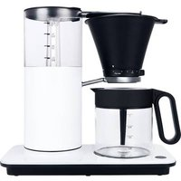 Wilfa CMC-1550W Coffee maker White Cup volume=10 Glass jug