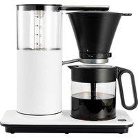Wilfa CMC-100MW Coffee maker Matt, White Cup volume=10 Glass jug