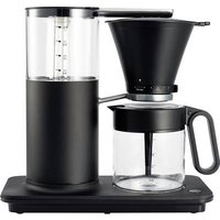 Wilfa CMC-100MB Coffee maker Matt black Cup volume=10 Glass jug