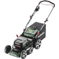 Metabo RM 36-18 LTX BL 46 Rechargeable battery Lawn mower w/o battery 18 V Cutting width 46 cm