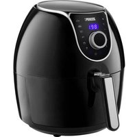Princess 01.182055.01.001 Airfryer 1700 W Non-stick coating, with display, Timer fuction Black