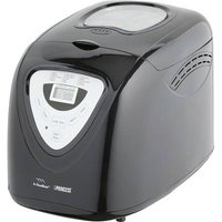 Princess 01.152009.01.001 Bread maker Timer fuction, Non-stick coating, with graduated beaker, with display Black