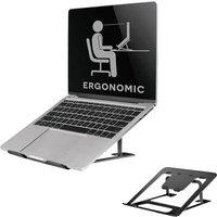 Neomounts by Newstar NSLS085BLACK Laptop stand Height-adjustable