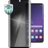 Hama 3D-FS-Schutzglas Privacy 00195556 Glass screen protector Compatible with (mobile phone): Samsung Galaxy S21+ (5G) 1 pc(s)