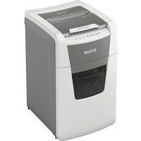 Leitz IQ Autofeed Office 150 Document shredder Micro-cut 2 x 15 mm 44 l No. of pages (max.): 150 Safety level (document shredder) 5 Also shreds Paper clips,