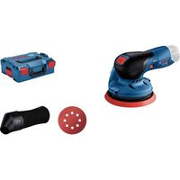 Bosch Professional GEX 12V-125 (L) solo CLC 0601372100 Cordless router w/o battery, incl. case, brushless 12 V Ø 125 mm