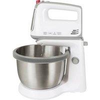 Silva Homeline HM-S 4000 Hand-held mixer 400 W White, Stainless steel