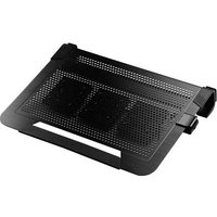 Cooler Master Notepal U3 Plus Laptop cooling stand Adjustable fans
