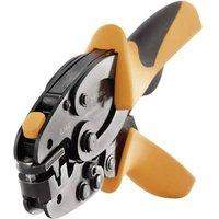 Weidmueller 1444050000 Crimping tool Black, Orange 0.104 mm² 6 mm² 1 pc(s)