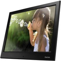 Hama Slimline Basic Digital photo frame 24.6 cm 9.7 inch 1024 x 768 p Black