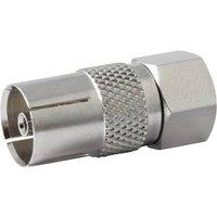 F-plug to coax socket, EMU06 Antenna