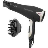Aeg Htd 5595 Hair Dryer Black