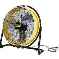 Master Klimatechnik DF-20P Floor fan 98 W, 110 W, 125 W (Ø x H) 700 mm x 685 mm