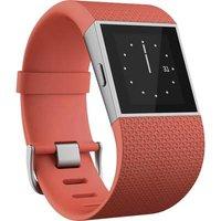 Fitbit Surge Fitness Tracker S Orange