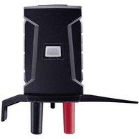 testo;0590 0002;Test lead adapter;Mini T socket - 4 mm plug;Scoop-proof;Black