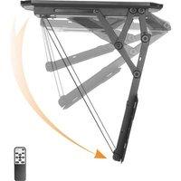 SpeaKa Professional 23-55Z TV ceiling mount 58,4 cm (23) - 139,7 cm (55) Tiltable, Motorised
