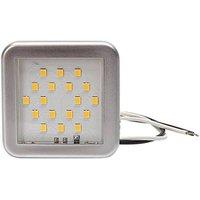 SecoRuet 90990 LED (monochrome) 24 V (W x H x D) 55 x 55 x 7 mm