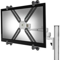SpeaKa Professional VESA adapter Compatible with (series): Universal Black