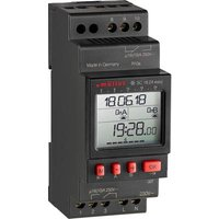 Mueller SC 18.24 easy NFC DIN rail mount timer digital 230 V 16 A/250 V