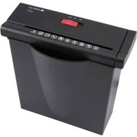 Olympia PS 36 Document shredder Ribbon cut 6 mm 7 l No. of pages (max.): 6 Safety level (document shredder) 2