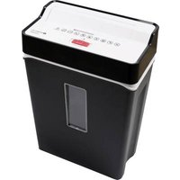 Olympia PS 53 CC Document shredder Particle cut 4 x 40 mm 13 l No. of pages (max.): 6 Safety level (document shredder) 4 Also shreds Credit cards