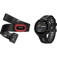 Garmin Forerunner 735xt Fitness Tracker Uni Grey, Black
