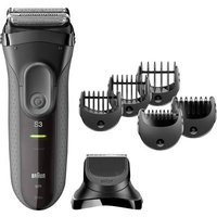 Braun Beard Trimmer, Shaver Black
