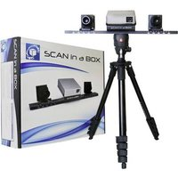 SCAN in a BOX Structured Light 3D scanner