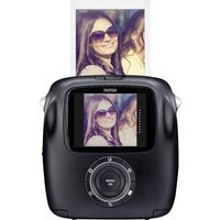 Digital instant camera Fujifilm Square SQ10 Black