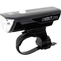Cateye Bike Headlight Gvolt25 Hl-el360g-rc Led (monochrome) Rechargeable Black