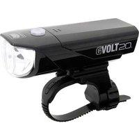 Cateye Bike Headlight Gvolt20 Hl-el350g Led (monochrome) Battery-powered Black