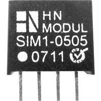 HN Power SIM1-1503-SIL4 DC/DC converter (print) 19 V DC 3 V DC 300 mA 1 W No. of outputs: 1 x