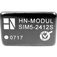 HN Power SIM5-2412D DC/DC converter (print) 24 V DC 12 V DC, -12 V DC 125 mA 3 W No. of outputs: 2 x