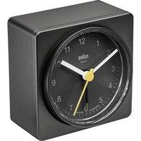 Braun 66044 Quartz Alarm Clock Black