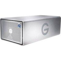 G-Technology G-Raid Removable External multi-drive 20 TB Silver Thunderbolt 3, USB-C™ USB 3.1, HDMI™