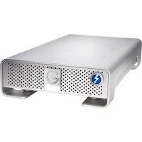 G-Technology 0G05025 G-Drive Thunderbolt 3.5 external hard drive 10 TB Silver Thunderbolt, USB 3.0