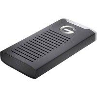 G-Technology G-DRIVE mobile R External SSD hard drive 2 TB Black USB-C™ USB 3.1